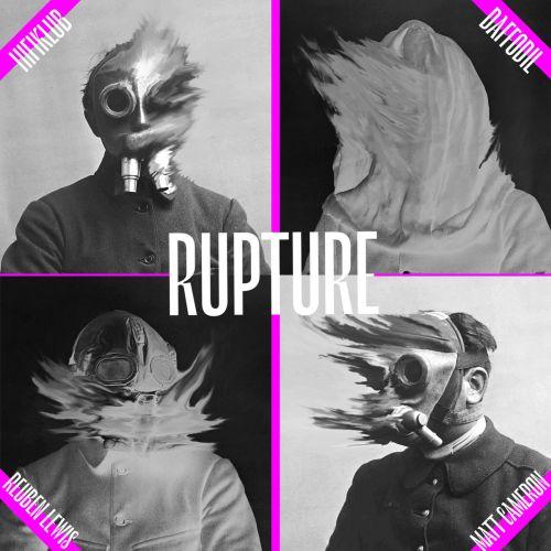 Hifiklub + Matt Cameron + Daffodil + Reuben Lewis - Rupture