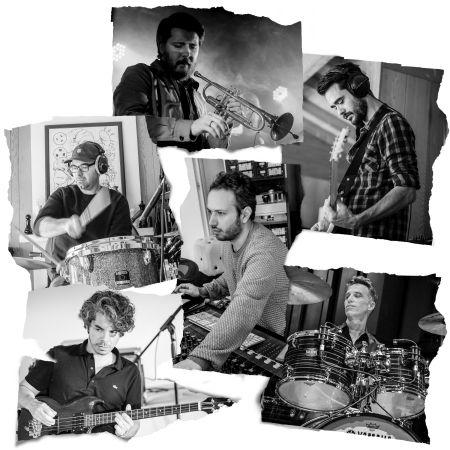 Hifiklub + Matt Cameron + Daffodil + Reuben Lewis