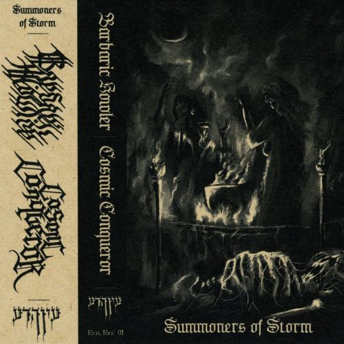 Barbaric Howler / Cosmic Conqueror - Summoners of Storm