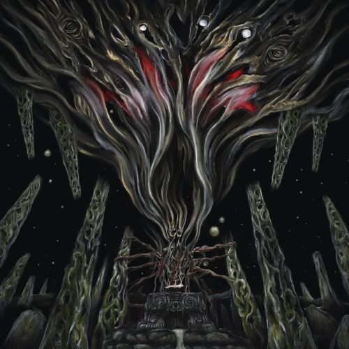 Bloodsoaked Necrovoid - Expelled into the Unknown Depths of the Unfathomable