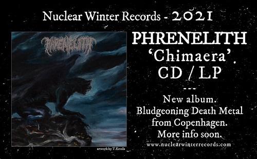Phrenelith - Chimaera