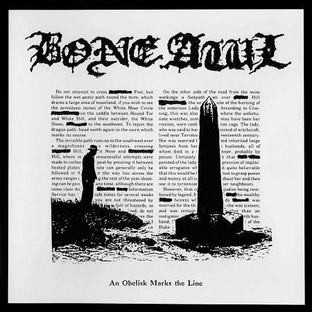 Bone Awl - An Obelisk Marks the Line