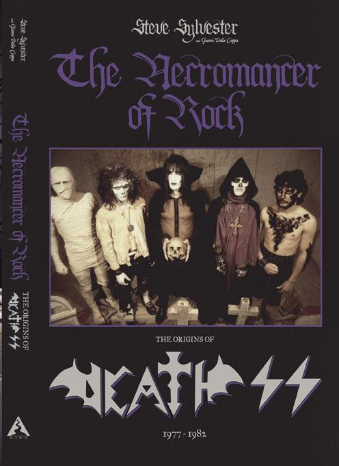 Death SS - The Necromancer of Rock